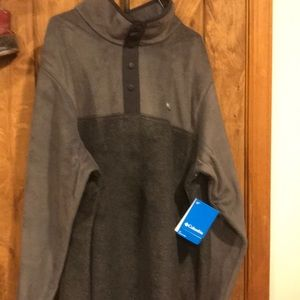 NWT Columbia pullover